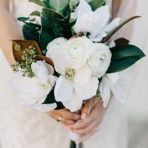 17 Best Ideas About Magnolia Wedding Bouquets On Emasscraft Org