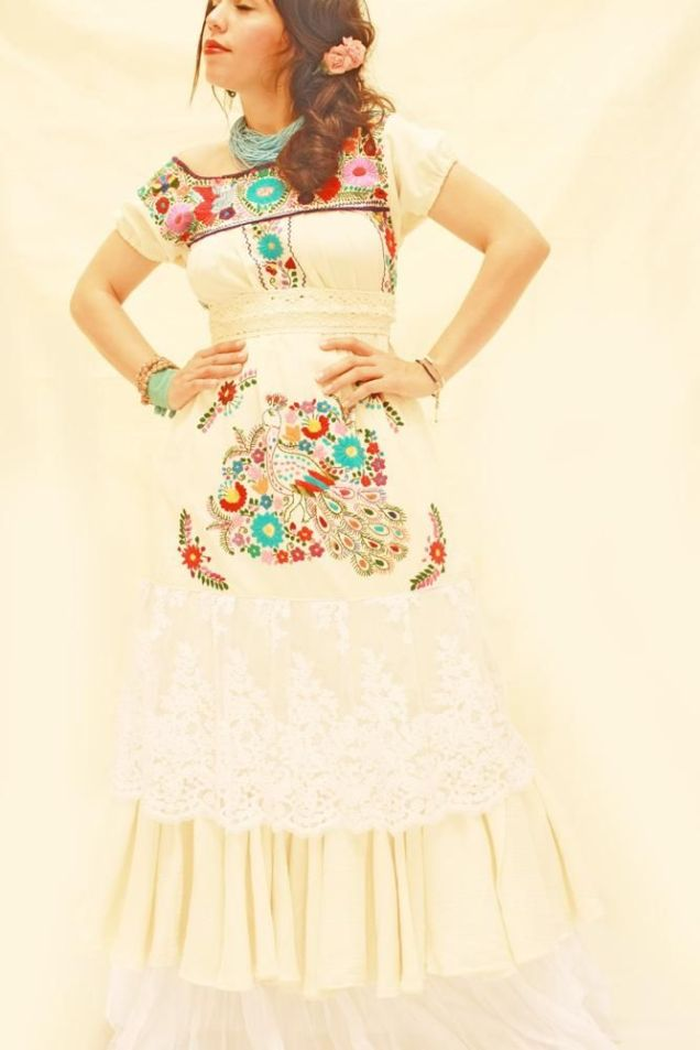 17 Best Ideas About Mexican Wedding Dresses On Emasscraft Org