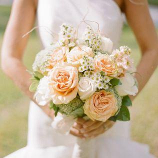 17 Best Ideas About Peach Wedding Bouquets On Emasscraft Org
