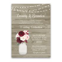 17 Best Ideas About Reception Only Invitations On Emasscraft Org