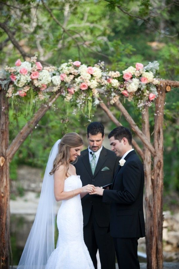 17 Best Ideas About Wood Wedding Arches On Emasscraft Org