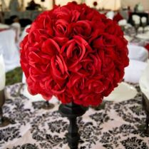 17 Best Images About Black, Red, And White Party Ideas On