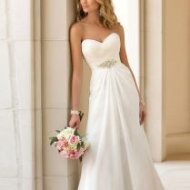 25 Best Ideas About Beach Wedding Dresses On Emasscraft Org