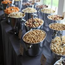 25 Best Ideas About Wedding Popcorn Bar On Emasscraft Org