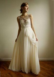 25 Vintage Wedding Dresses Ideas