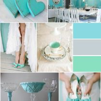 52 Best Ideas About Teal & Grey Wedding On Emasscraft Org