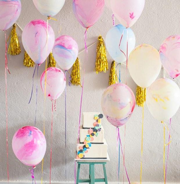 8 Fun And Creative Wedding Balloon Ideas