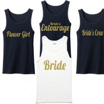 8 Wedding Tank Tops Bachelorette Party Shirts Being Shirt Colors
