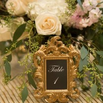 Awesome Wedding Table Number Ideas You'll Want To Copy