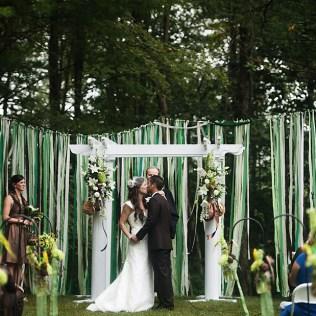 Backyard Weddings Ideas Wedding Gown Dress Outdoor Wedding