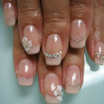 Best Wedding Nail Art Design Ideas