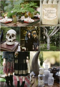 Black Wedding Color Ideas