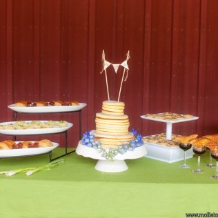 Brunch Themed Wedding Styled Shoot