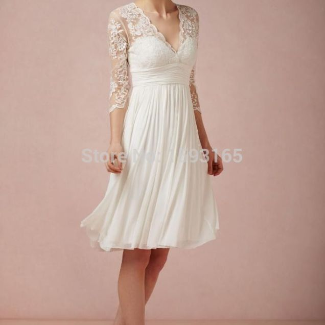 Casual Lace Wedding Dress Clothes Review Fashion Gossip Casual