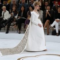 Chanel Haute Couture Show Wedding Dresses