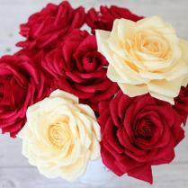 Christmas Wedding 5 Pcs Wedding Flower Wedding Flower Bouquets
