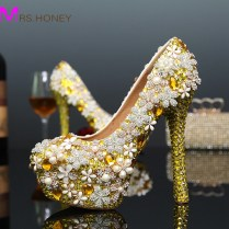 Compare Prices On Bling Wedding Shoes