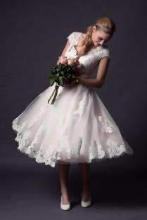 Compare Prices On Vintage Tea Length Wedding Dress