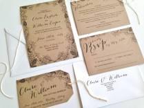 Country Style Wedding Invitation Wording Rustic Wedding Shower