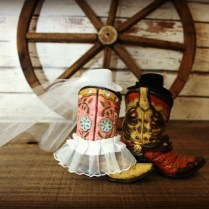 Cowboy Style Wedding Ideas