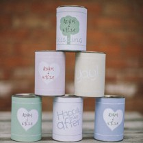 & Creative Diy Tin Can Wedding Ideas