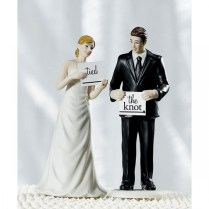 Cute Wedding Cakes Toppers