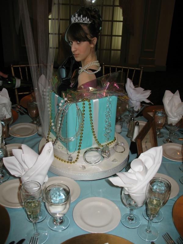 Diamond Themed Wedding
