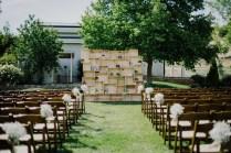 Diy Outdoor Wedding Ceremony Backdrop