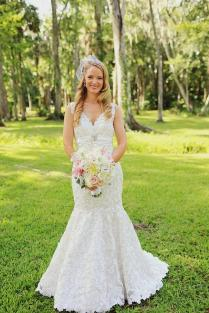 Facebook It Enzoani Wedding Dress Lace Mermaid Full Of Southern
