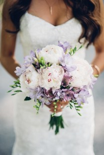 Fall Wedding With A Little Red Barn
