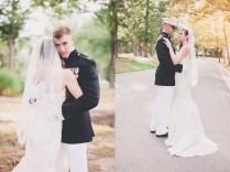 Fort Belvoir Marine Corps Wedding Virginia