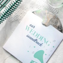 Free Printables} Give Guests The Gift Of Music With Cd Wedding