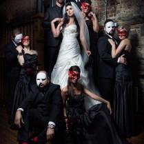 Fun Halloween Wedding Ideas