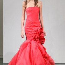 Ideas Of Coral Wedding Dresses For Ladies – Designers Outfits
