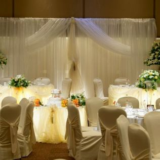 Ideas To Decorate Wedding Reception