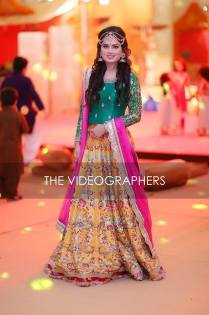 Latest Pakistani Designer Bridal Wedding Dresses 2017