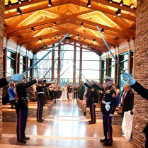 Marine Corp Weddings Are The Best!! The Chapel At Semper Fidelis