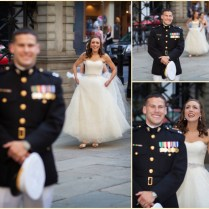 Marine Corps Wedding At The Omni Parker House