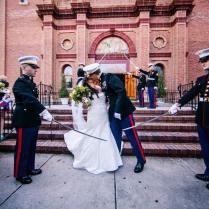 Marine Corps Weddings