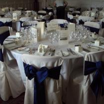 Marvellous Navy Blue Wedding Table Decorations Navy Blue Wedding