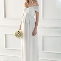 Maternity Wedding Dresses For The Perfect Mother