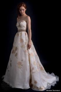 Modern Trousseau Fall 2016 Wedding Dresses