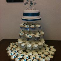 My Own Wedding Cupcakes