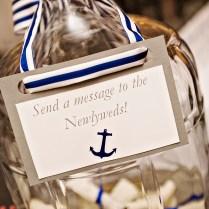 Nautical Guest Book Alternative