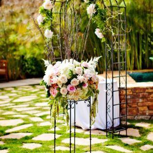 Outdoor Garden Wedding Decoration Ideas