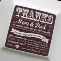 Wedding Gift Ideas For Parents