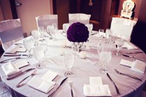 Please Help Me Choose Tablecloth For Mercury Glass Centerpiece