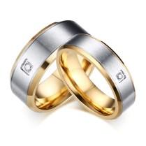 Popular Couple Ring Design