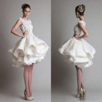 Popular Organza Wedding Dress