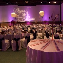 Purple White And Silver Wedding – Wedding Image Idea – Just